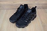 Чоловічі кросівки Air VaporMax Plus, чорні, фото 6