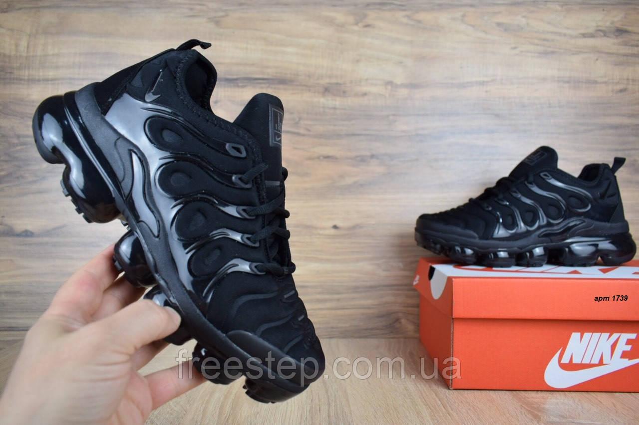 Чоловічі кросівки Air VaporMax Plus, чорні