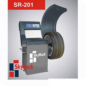 Балансировочный станок SR-201 Skyrack для легковых авто