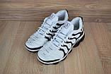 Мужские кроссовки в стиле Nike Air VaporMax Plus, белые с черным, фото 6