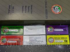"""Набор игл для бытовых швейных машин """"Organ"""" (HAх1) Export универсальные Вьетнам"""