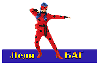 Аниматор Леди Баг и Супер Кот на день рождения Белая Церковь