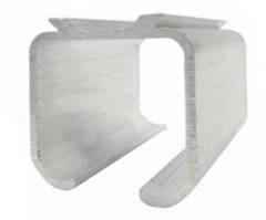 Верхняя направляющая рейка для раздвижных дверей Armadillo DIY Comfort 60/80/2.3/2000 track (2 м)