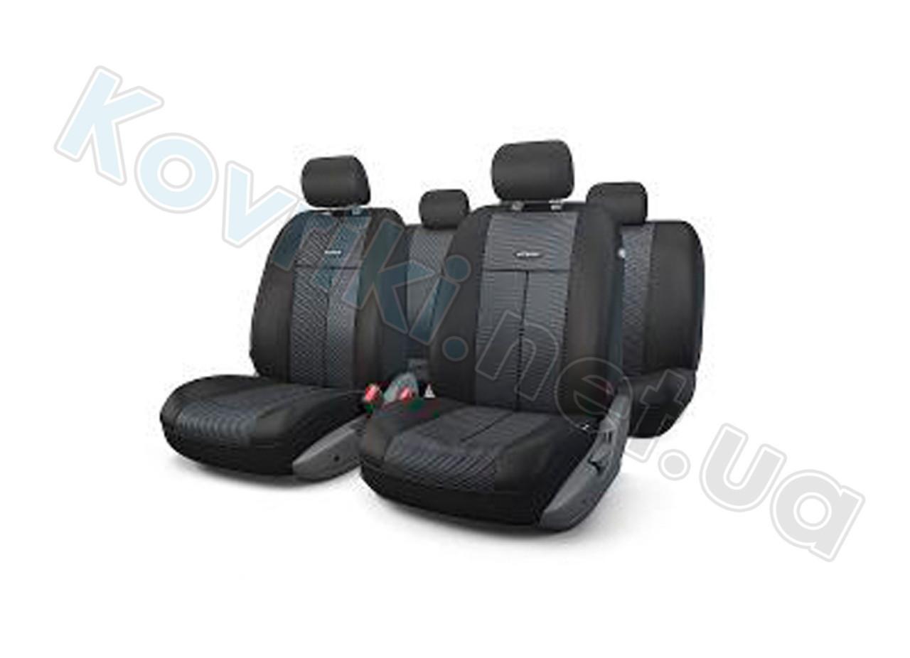 Чехлы на сиденья в салон Renault Logan (sedan)(2006-2013), Nika