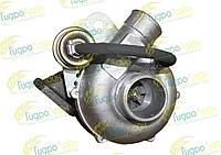 Турбокомпрессор ТКР-6.1 (01) ПАЗ (Д-245.7, Д-245.9) с клапаном
