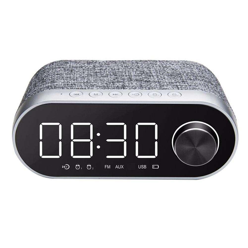 Bluetooth колонка Remax RB-M26 Silver