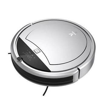 Робот-пылесос с влажной уборкой Viomi Vacuum cleaner Grey (VXRS01)