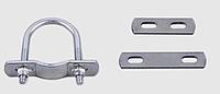 Скоба U-образная, Хомут U-образный, Хомут У-образный, Хомут DIN3570, фото 1