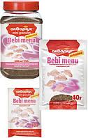 Аквариус Беби меню - мини гранулы (банка 350 г)