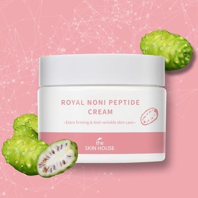 The Skin House Royal Noni Peptide Cream Антивіковий крем з екстрактом ноні і пептидами