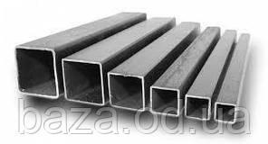Труба профільна сталева 40x20x2 мм міра