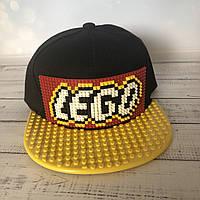 Кепка-конструктор Lego