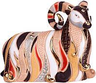Статуэтка Баран цветной
