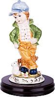 Статуэтка Мальчик с собачкой