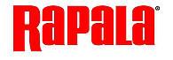 Наклейка Rapala логотип 27х46см