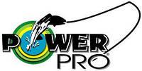 Наклейка Power Pro логотип 27х58см