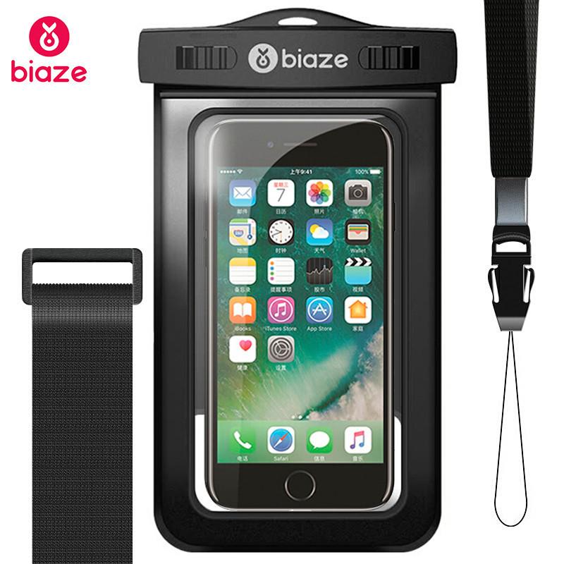 Водонепроницаемый чехол Biaze Влагозащитный Чехол для смартфона