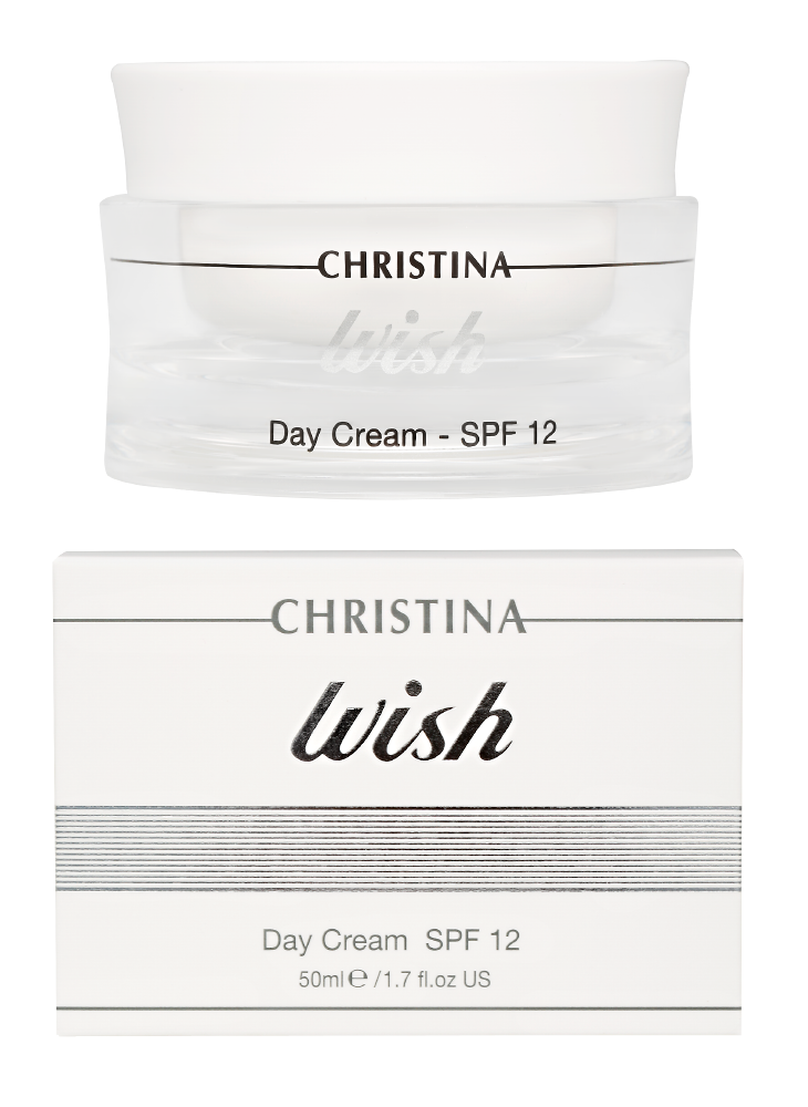 Виш Дневной крем для лица SPF12 Wish Day Cream SPF12, 50 мл, фото 1