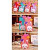 Чехол Cute Heart Hello Rabbit Оранжевый для IPhone 5/5S, фото 6