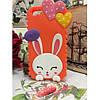 Чехол Cute Heart Hello Rabbit Оранжевый для IPhone 5/5S, фото 9