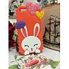 Чехол Cute Heart Hello Rabbit Оранжевый для IPhone 5/5S, фото 10