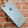 Чехол Накладка Apple для IPhone 6/6S Серебристый, фото 3