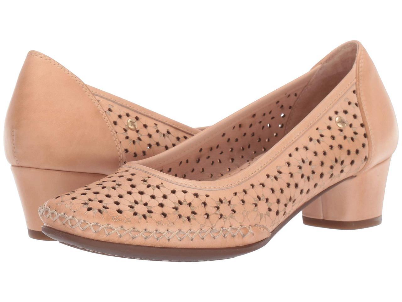 Туфли на каблуке (Оригинал) Pikolinos Gomera W6R-5875 Bamboo
