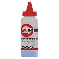 Мел трассировочный 115 г., красный INTERTOOL MT-0006