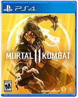 Mortal Kombat 11 Cтандартное издание (PS4, для Украины)