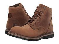 """Ботинки/Сапоги (Оригинал) Timberland PRO Millworks 6"""" Soft Toe Waterproof Brown Gaucho, фото 1"""