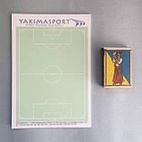 Блокнот футбольний для тренера YAKIMASPORT, фото 5
