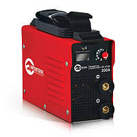 """Сварочный инвертор """"мини"""" 7.1кВт, 30-200А., электрод 1.6-4.0мм., IGBT, кейс. INTERTOOL DT-4120"""