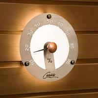 Оптоволоконные светильники для сауны Cariitti Светильник-гигрометр