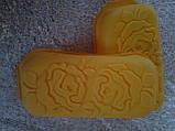 """Силиконовая форма для пирога """"Батон с розами"""", фото 4"""