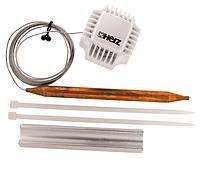 Термостатическая головка HERZ KLASSIK с накладным датчиком, диапазон 40-70 °С, М 28х1,5 1 7421 00