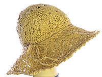 "Шляпа летняя ""Армированное поле"" мягкая"