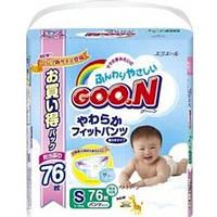 Японские подгузники Goon (Гун)