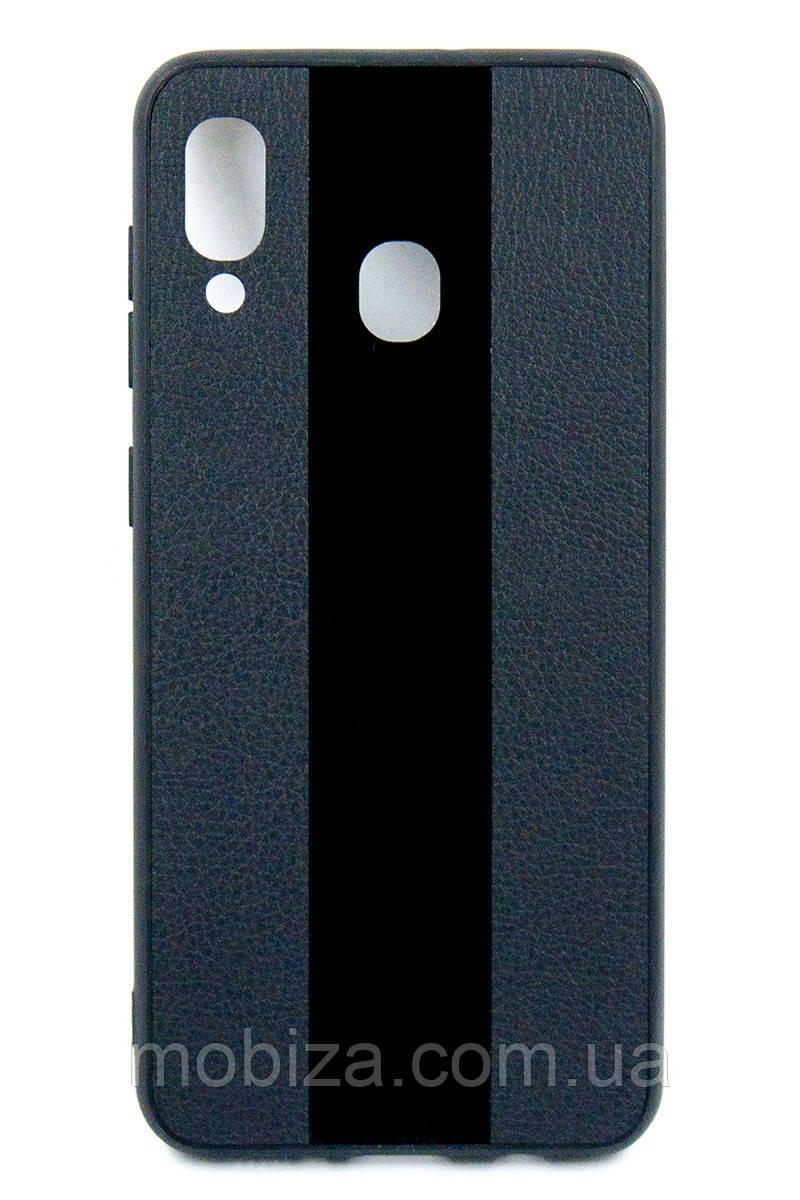 Чехол-панель Dengos (Back Cover) для Samsung Galaxy A20/A30 (black)