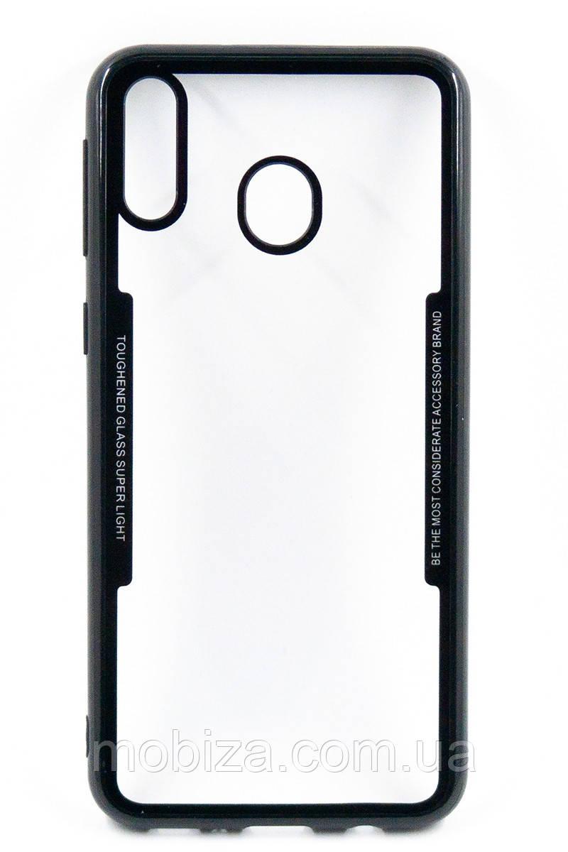 Чохол-панель DENGOS TPU для Samsung Galaxy M20 (black)