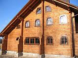Деревянные евроокна со стеклопакетом, фото 3