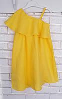 Яркое летнее платье на девочку от 2 до 6 лет. Производство Турция