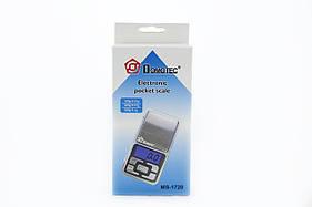 Весы ACS 100gr/0.01g MS 1728C Domotec (100)