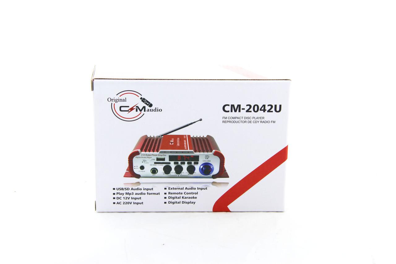 Усилитель AMP CM 2042U (40)