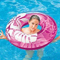 Круг надувной для плавания 59251 INTEX 91см