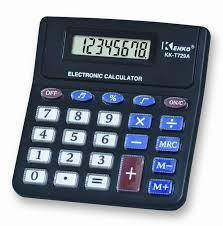 Калькулятор KK T729A (180) в уп.90 шт.