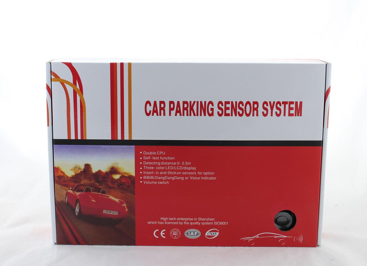 Car Radar Парктроник на 8 датчика (20) в уп.20шт
