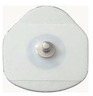 Электроды для ЭКГ FIAB F9089 40х36 мм, 100 шт, для взрослого, латексные, одноразовые с твердым гелем, Италия