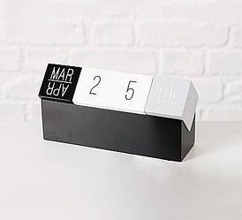 Декоративный календарь из МДФ