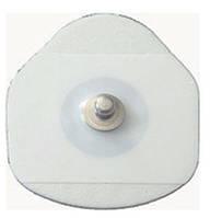 Электрод для ЭКГ FIAB F9089 40х36 мм, для взрослого, латексный, одноразовый с твердым гелем, Италия