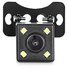 Камера заднего вида с подсветкой LED Car Rear View 707, фото 4